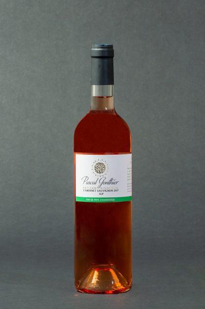 cabernet sauvignon rosée 2018