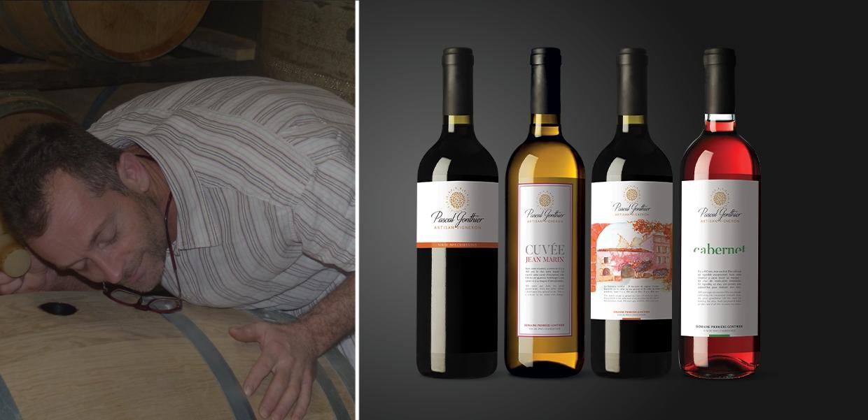 Vin charentais Pascal Gonthier